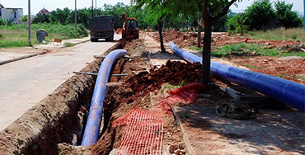 Υδραυλικά έργα